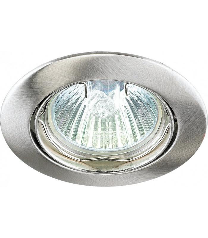 Встраиваемый светильник Novotech Crown 369103 novotech встраиваемый светильник novotech crown 369103