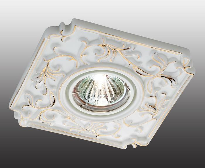 Встраиваемый светильник Novotech Farfor 369866 светильник 369949 farfor novotech 927372