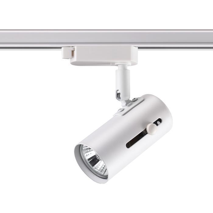Трековый светильник Novotech Pipe 370413 теплый пол rnd 30 450 450вт 30м s обогрева м2 2 7 3 8 двух жильный rexant