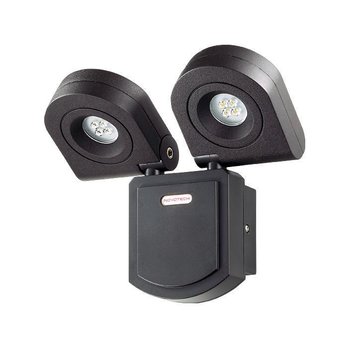 Уличный настенный светильник Novotech Titan 357219 все цены