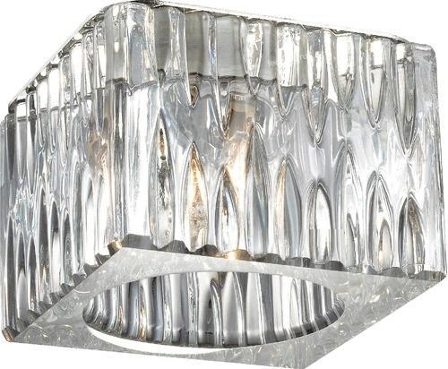 Встраиваемый светильник Novotech Cubic 369596 встраиваемый спот точечный светильник novotech cubic 369596