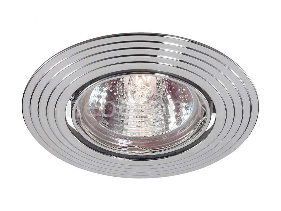 цена на Встраиваемый светильник Novotech Antic 369431
