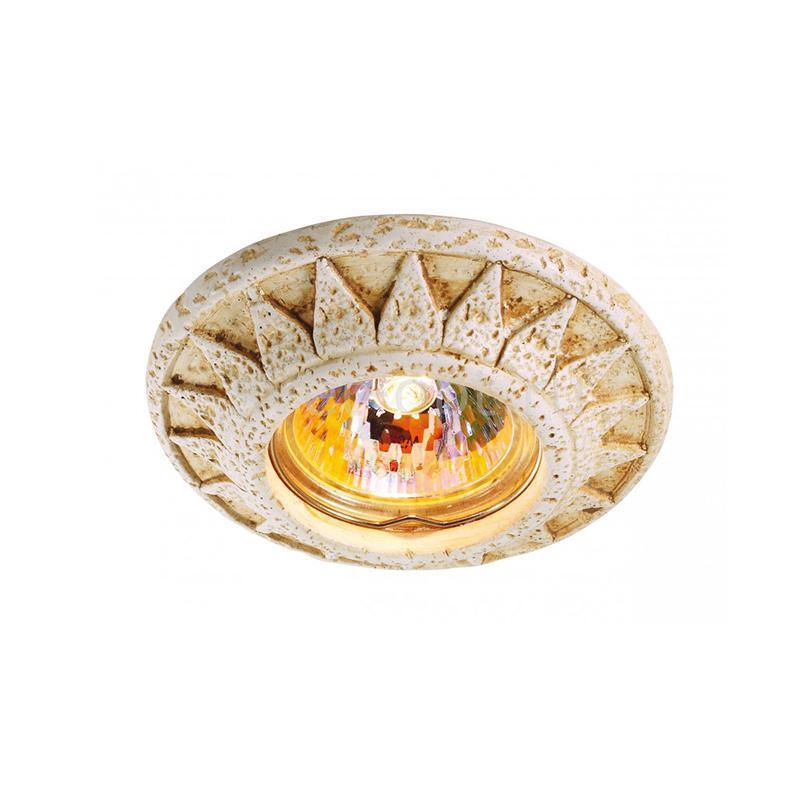 купить Встраиваемый светильник Novotech SandStone 369534 по цене 610 рублей