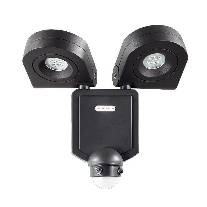 купить Уличный настенный светильник Novotech Titan 357221 онлайн