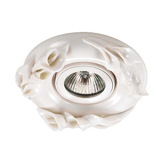 Встраиваемый светильник Novotech Farfor 126 370037 светильник 369949 farfor novotech 927372