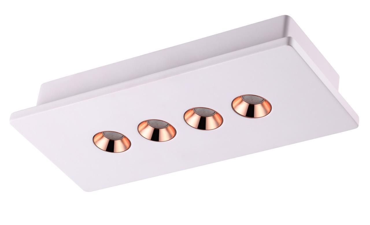 Потолочный светодиодный светильник Novotech Caro 357941 чашка для яйца colour caro