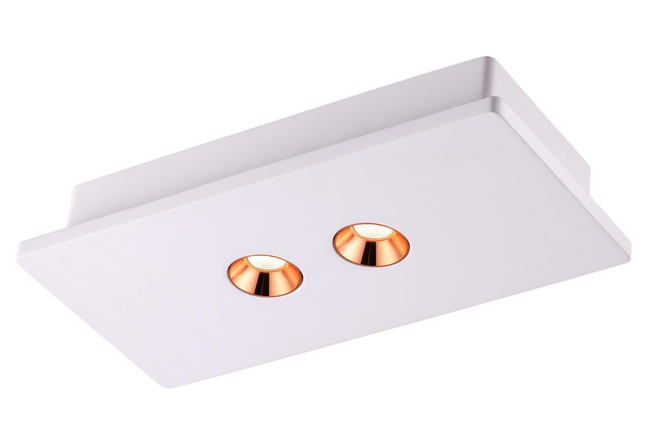 Потолочный светодиодный светильник Novotech Caro 357939