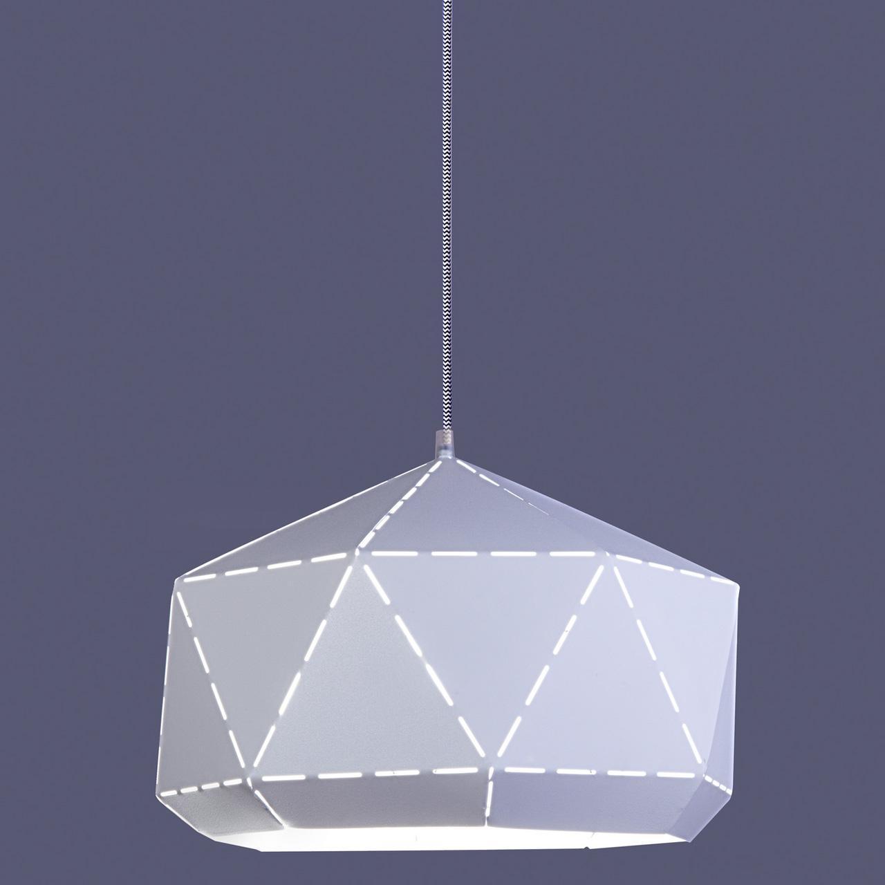 Подвесной светильник Nowodvorski Diamond White 6616 цена
