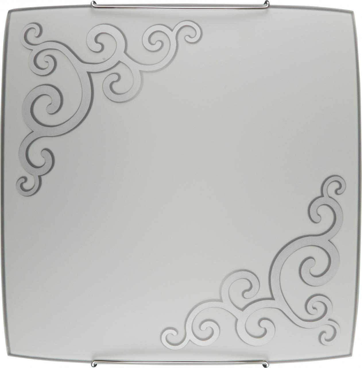 Настенно-потолочный светильник Nowodvorski Arabeska Silver 3701 настенно потолочный светильник nowodvorski jasmine 5625 jasmine 1