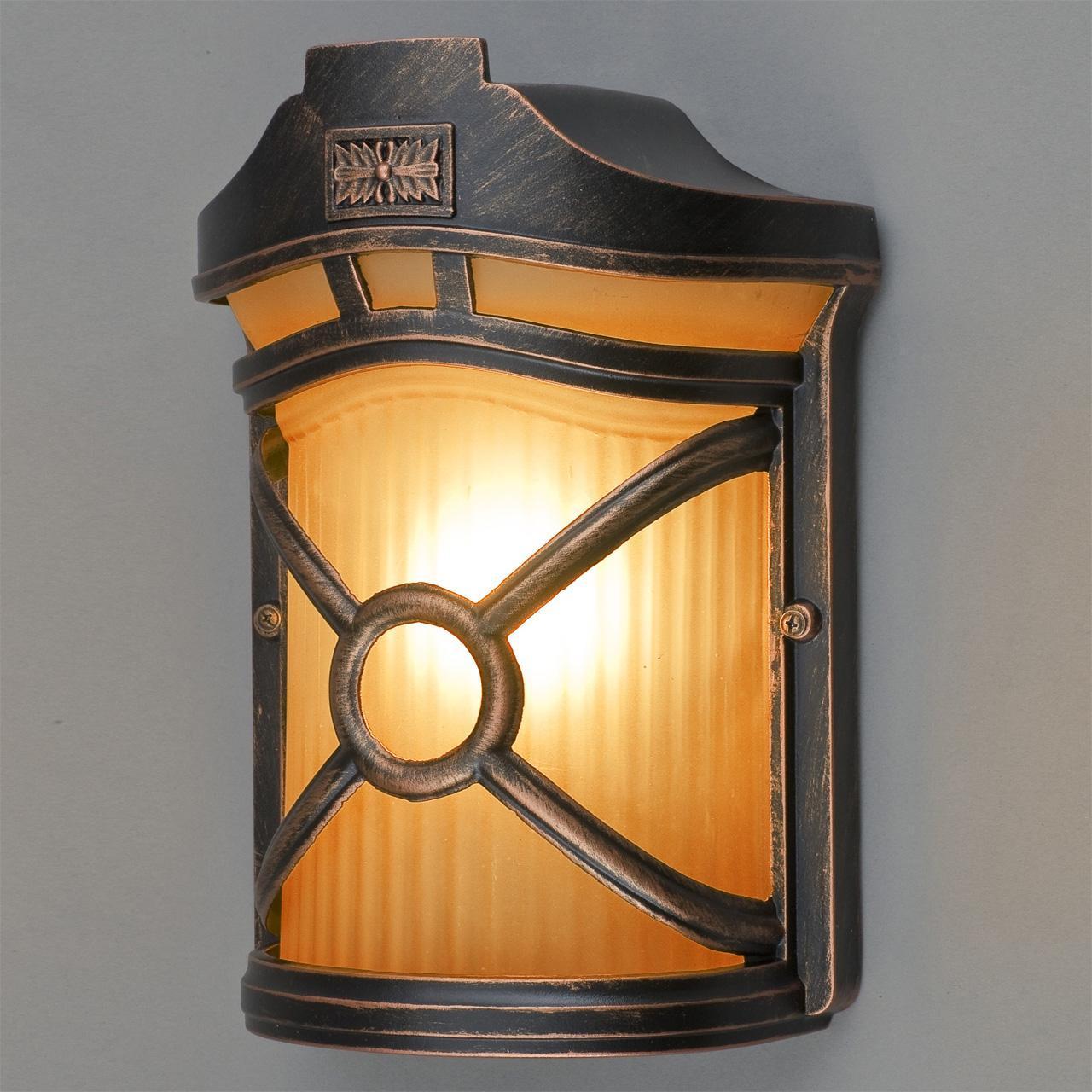 Уличный настенный светильник Nowodvorski Don 4687 nowodvorski уличный светильник nowodvorski egro 4425