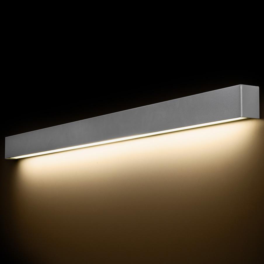 Настенный светодиодный светильник Nowodvorski Straight Wall 9615 настенный светодиодный светильник nowodvorski straight wall 9610