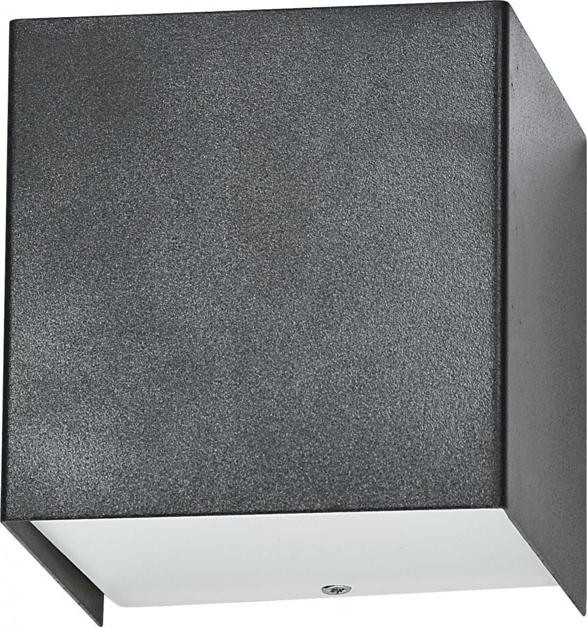 Настенный светильник Nowodvorski Cube 5272 настенный светодиодный светильник nowodvorski fraser 6945