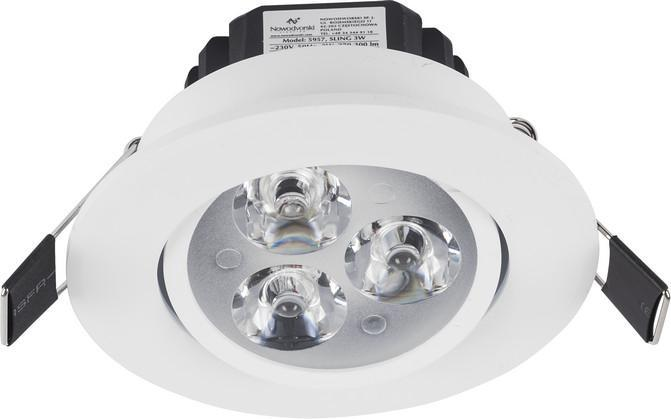 Встраиваемый светодиодный светильник Nowodvorski Ceiling Led 5957 nowodvorski встраиваемый светодиодный светильник nowodvorski ceiling led 5960
