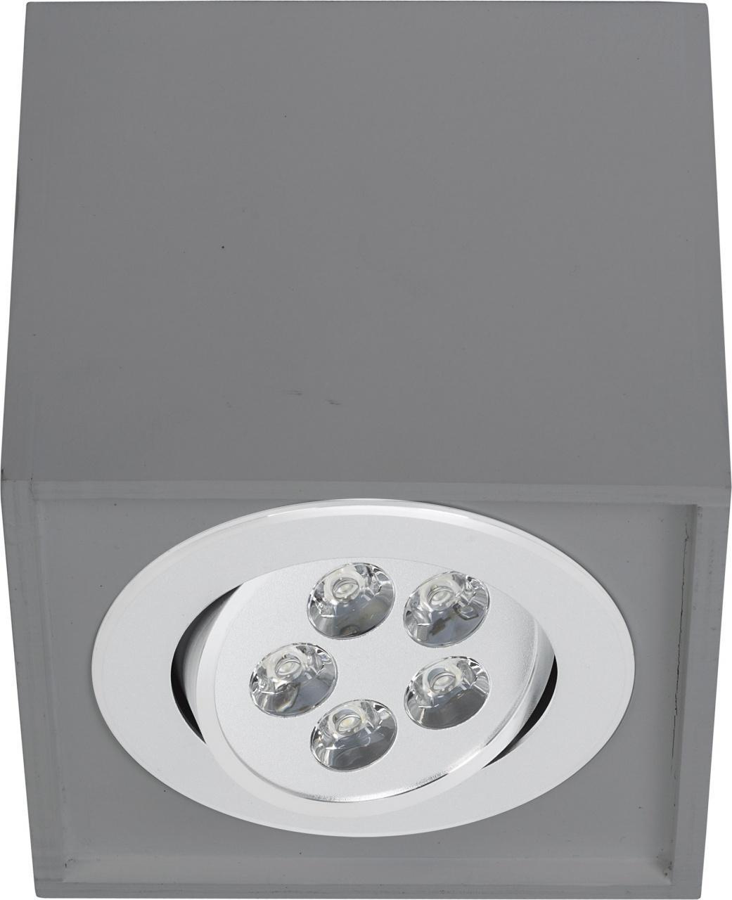 Потолочный светодиодный светильник Nowodvorski Box Led 9630 nowodvorski потолочный светильник nowodvorski straight led white seiling s 9620
