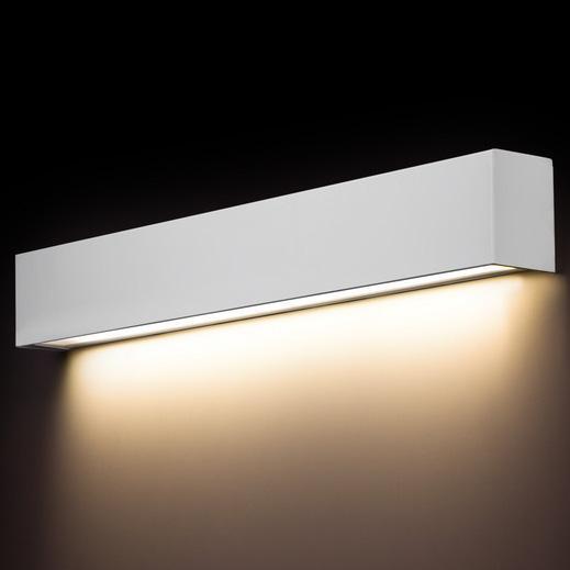 Настенный светодиодный светильник Nowodvorski Straight Wall 9610 nowodvorski настенный светодиодный светильник nowodvorski oslo 9634