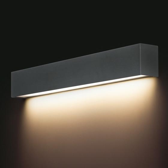 Настенный светодиодный светильник Nowodvorski Straight Wall 9618 настенный светодиодный светильник nowodvorski straight wall 9610