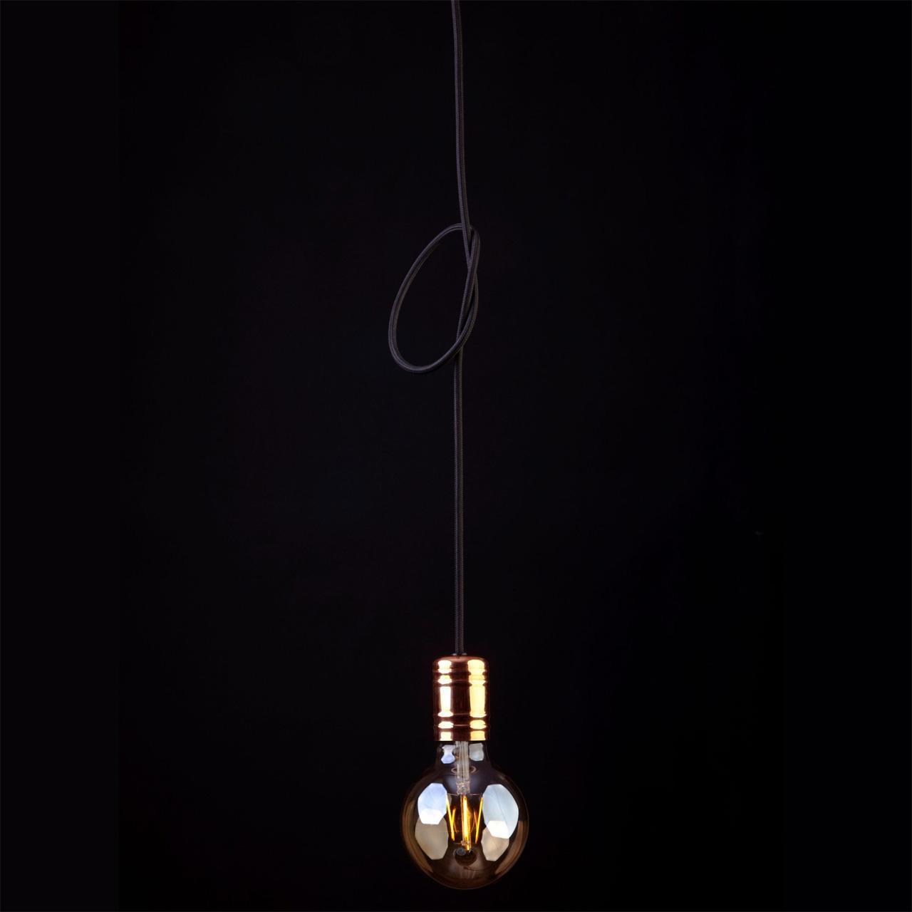 Подвесной светильник Nowodvorski Cable Black/Copper 9747 nowodvorski cable black copper vii
