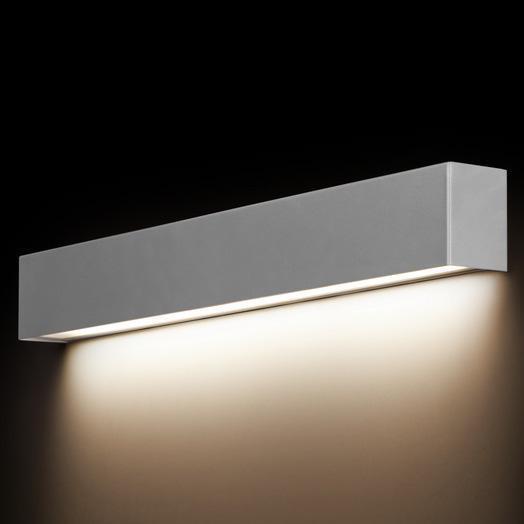 Настенный светодиодный светильник Nowodvorski Straight Wall 9613 настенный светодиодный светильник nowodvorski straight wall 9610