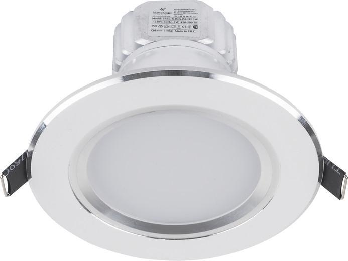 Встраиваемый светодиодный светильник Nowodvorski Ceiling Led 5955 nowodvorski встраиваемый светильник nowodvorski ceiling led 5958