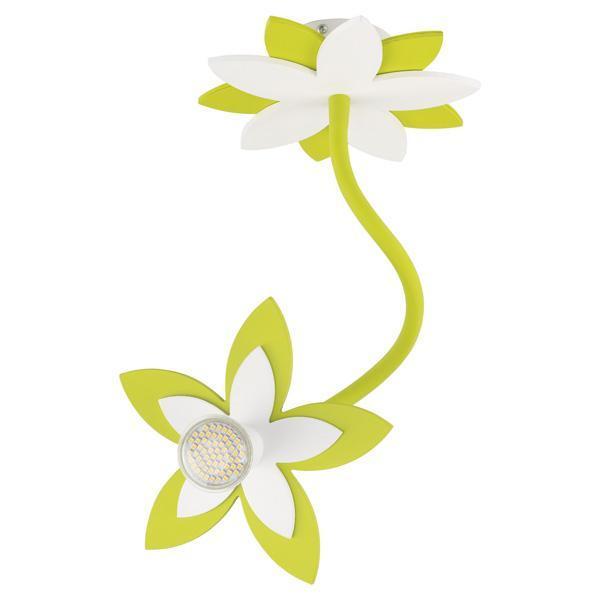 Подвесной светильник Nowodvorski Flowers Green 6897 цена