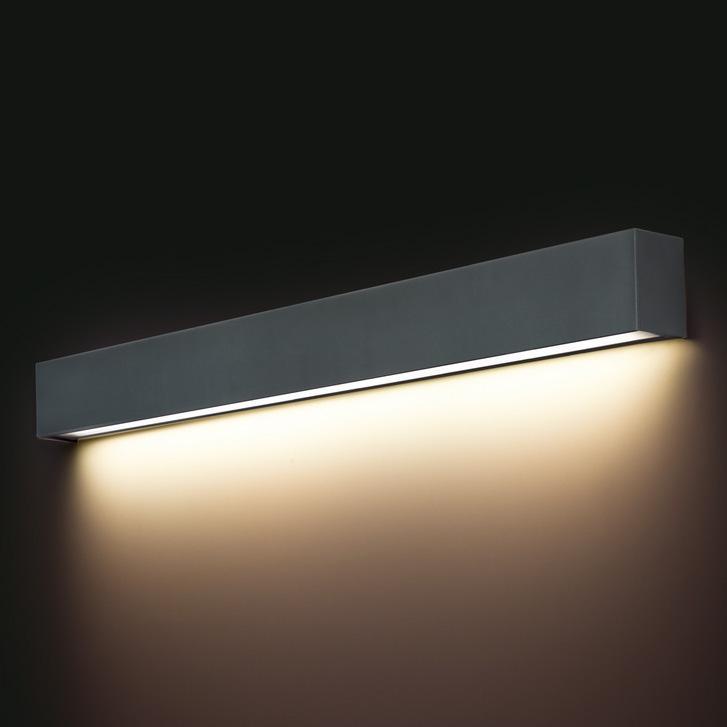 Настенный светодиодный светильник Nowodvorski Straight Wall 9617 настенный светодиодный светильник nowodvorski straight wall 9610