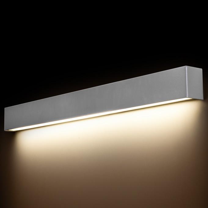 Настенный светодиодный светильник Nowodvorski Straight Wall 9614 настенный светодиодный светильник nowodvorski straight wall 9610