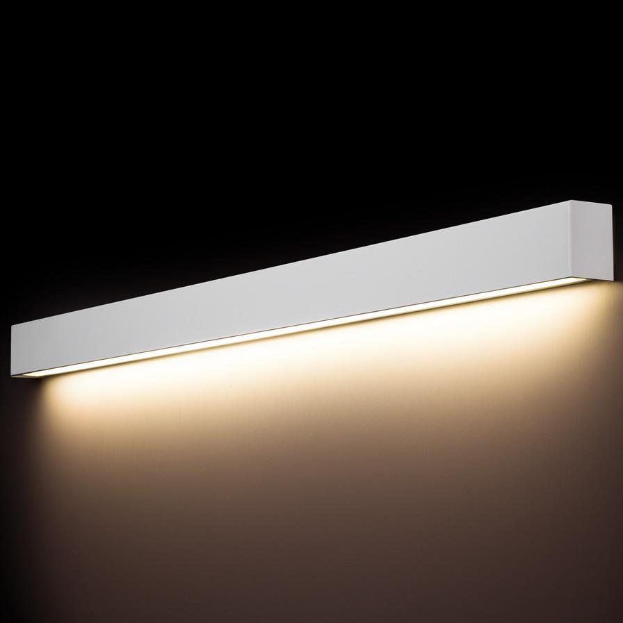 Настенный светодиодный светильник Nowodvorski Straight Wall 9612 настенный светодиодный светильник nowodvorski straight wall 9610