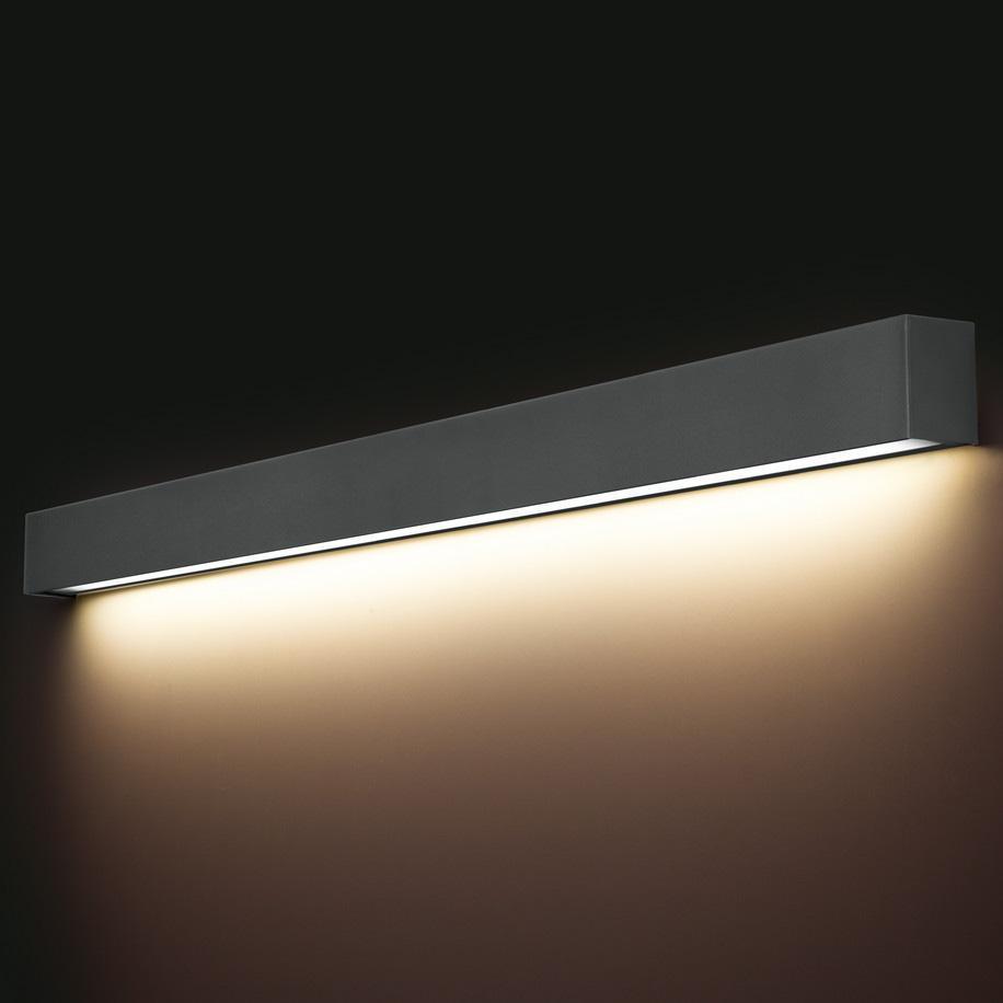 Настенный светодиодный светильник Nowodvorski Straight Wall 9616 настенный светодиодный светильник nowodvorski straight wall 9610