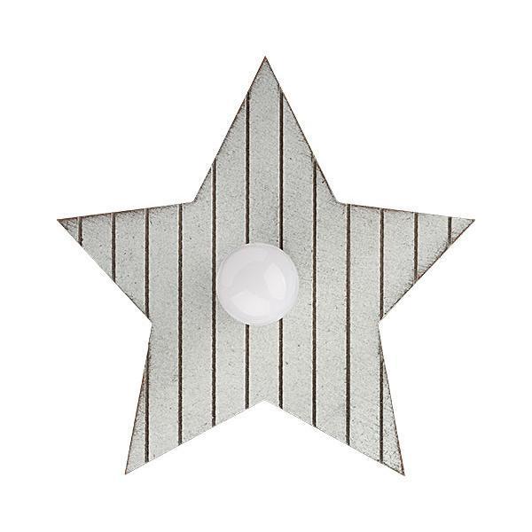 Настенный светильник Nowodvorski Toy-Star 9376 настенный светодиодный светильник nowodvorski fraser 6945