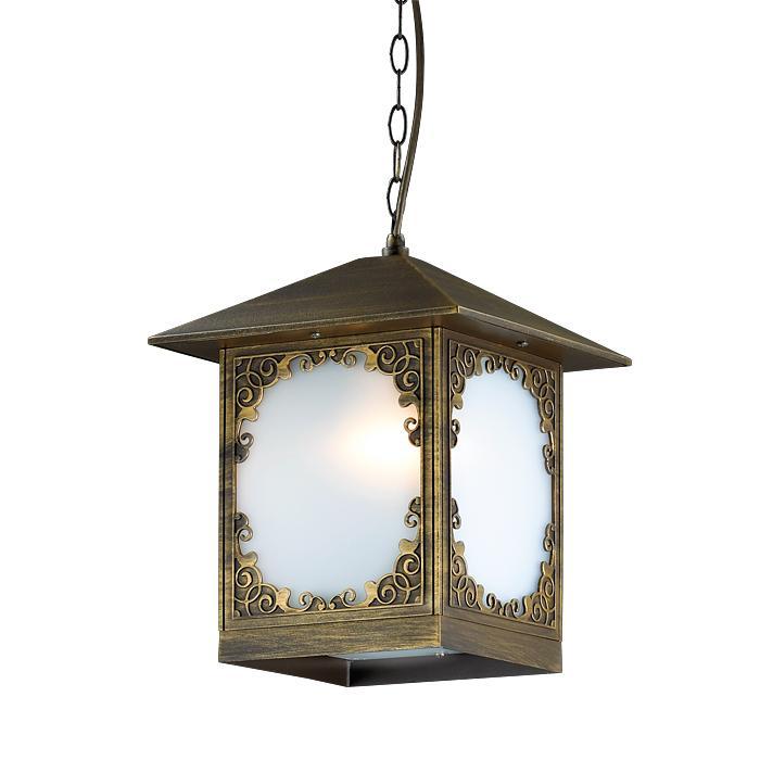 Уличный подвесной светильник Odeon Light Visma 2747/1 уличный настенный светильник odeon light visma арт 2747 1w