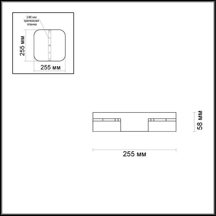 Светодиодный спот Odeon Light Laconis 3538/4LC odeon light спот odeon light laconis 3538 2wl