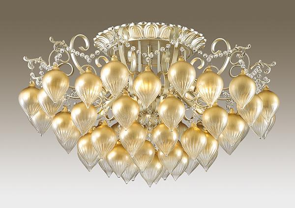Люстра Odeon Light Zaklina 3395/6C потолочная odeon light потолочная люстра odeon light zafran 2837 6c