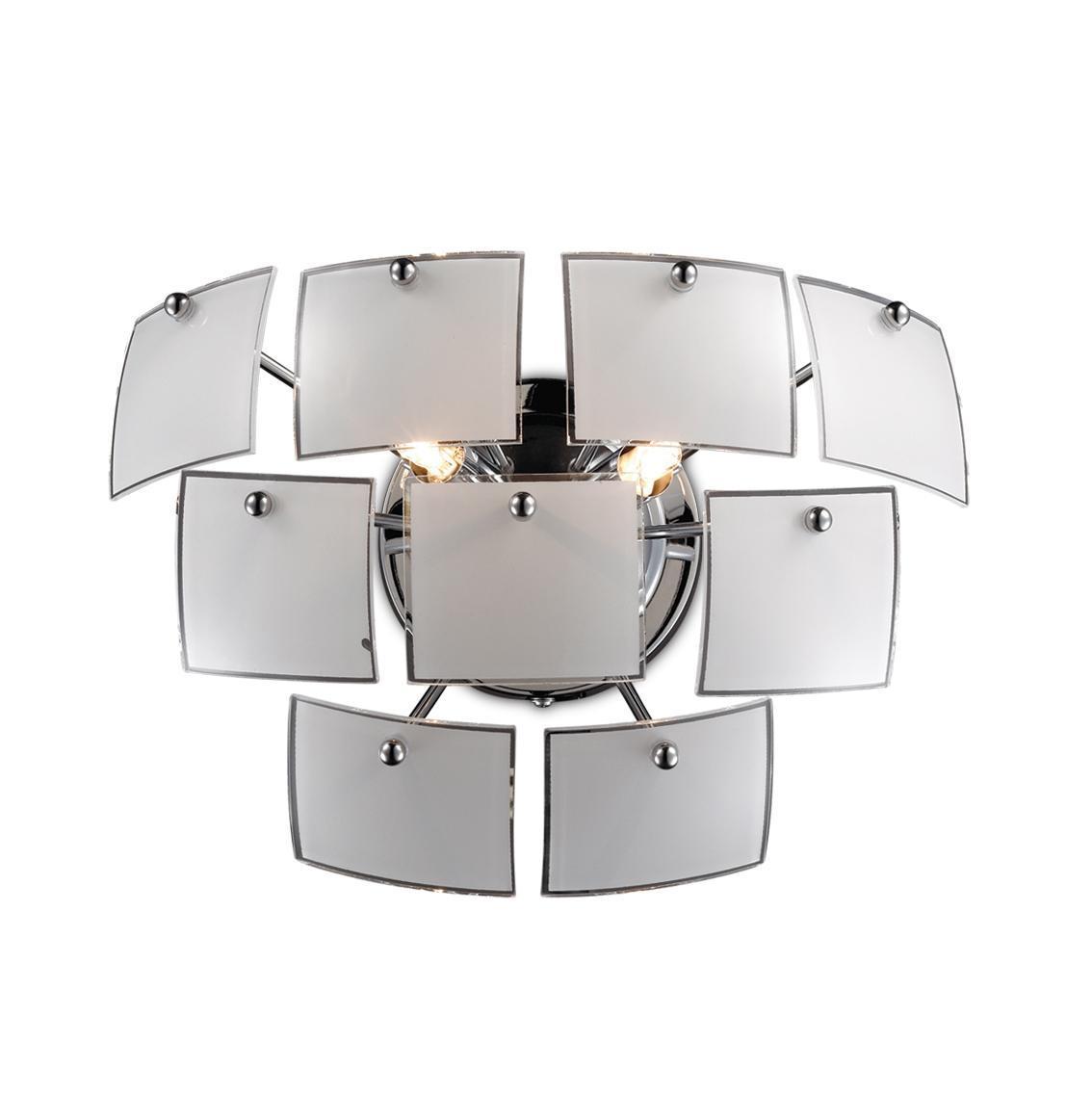 Бра Odeon Light Vorm 2655/2W бра odeon light vorm 2 х g9 40w 2655 2w