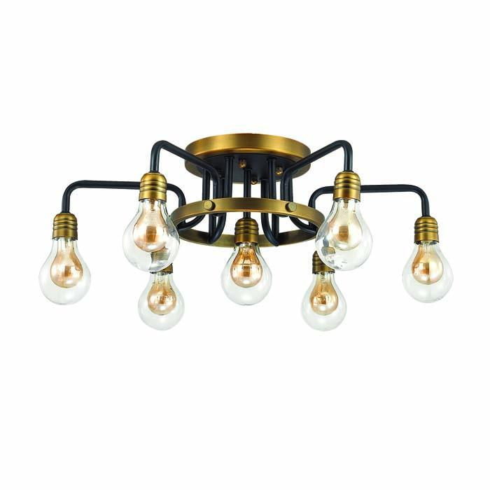 Люстра Odeon Light Alonzo 3983/7C потолочная цены