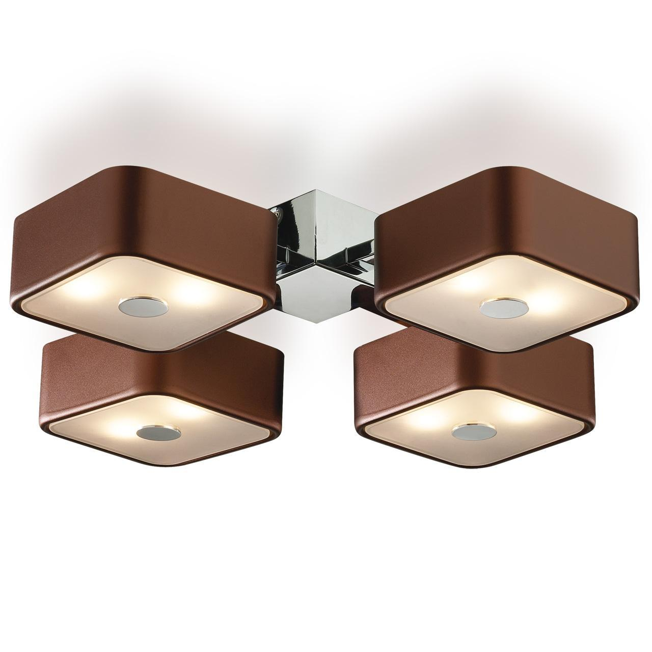 Люстра Odeon Light Turon 2048/8C потолочная потолочная люстра odeon kabris 2934 8c
