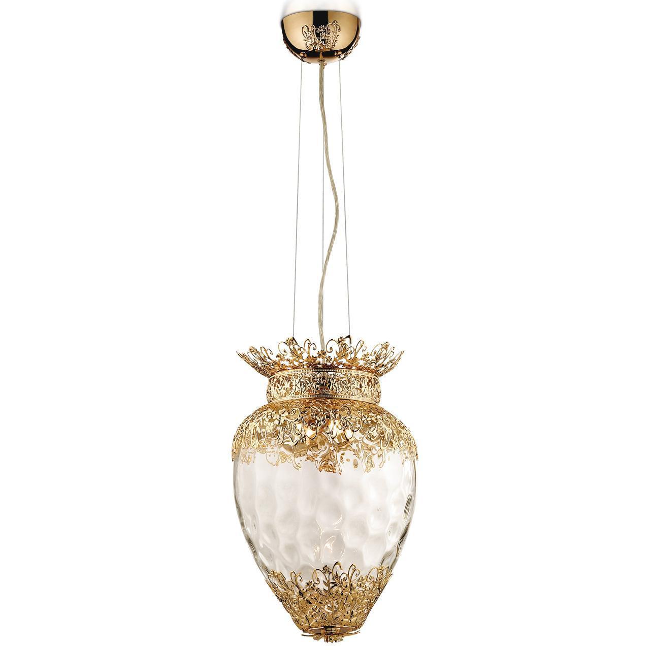 Подвесной светильник Odeon Light Petra 2675/4 светильник 2673 4 petra odeon 927400