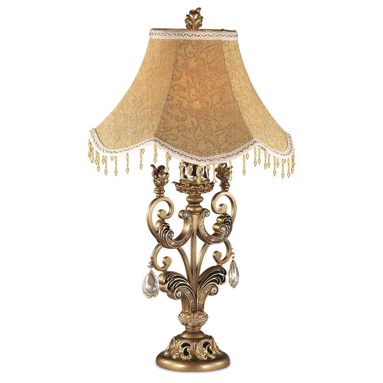 Настольная лампа Odeon Light Ponga 2431/1T