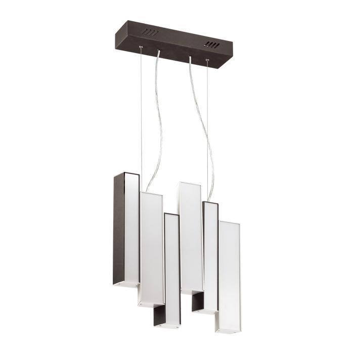 Подвесной светодиодный светильник Odeon Light Remi 4014/99AL