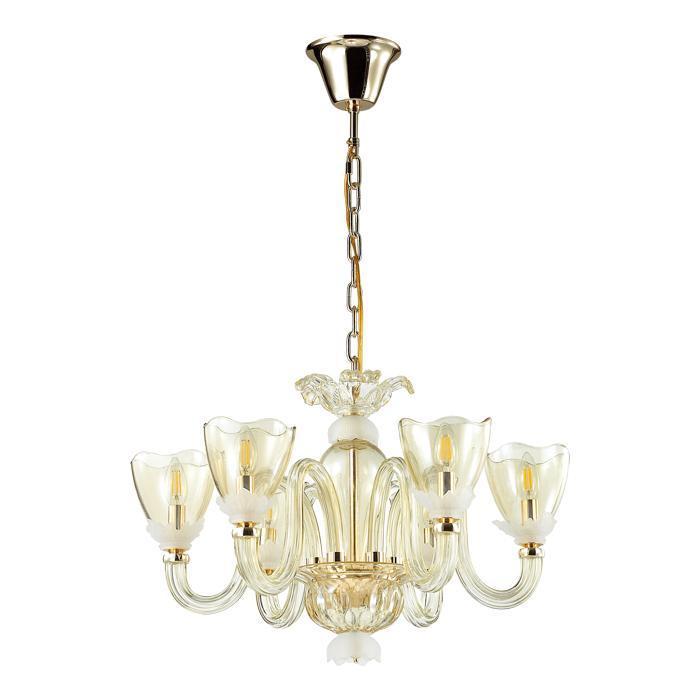 Люстра Odeon Light Floriana 4003/6 подвесная alfa 16945
