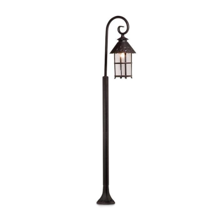 цена на Уличный светильник Odeon Light Lumi 2314/1F