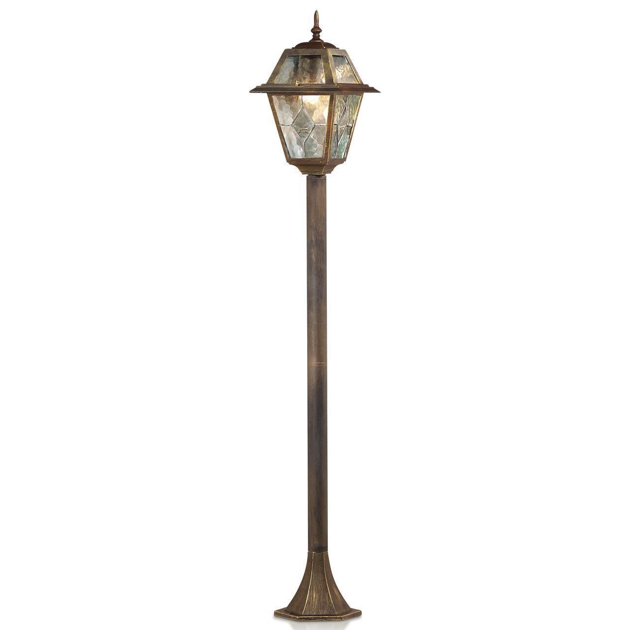 Уличный светильник Odeon Light Outer 2318/1F торшер odeon light glen 2266 1f