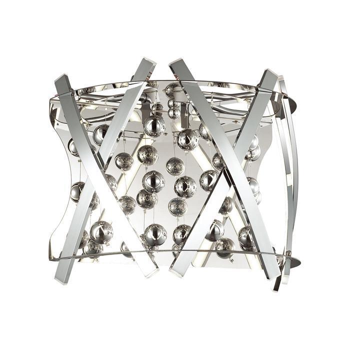 Настенный светодиодный светильник Odeon Light Brion 4094/40WL цена