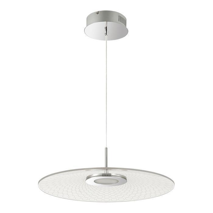 Фото - Подвесной светодиодный светильник Odeon Light Mona 3995/18L odeon light торшер odeon light mona 3995 20fl