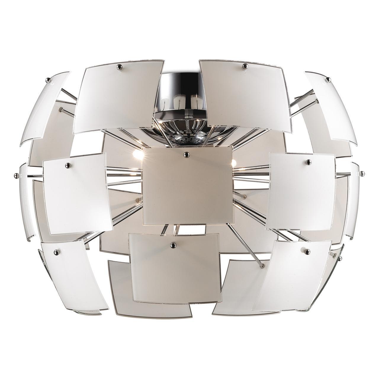 Потолочный светильник Odeon Light Vorm 2655/4C бра odeon light vorm 2655 2w