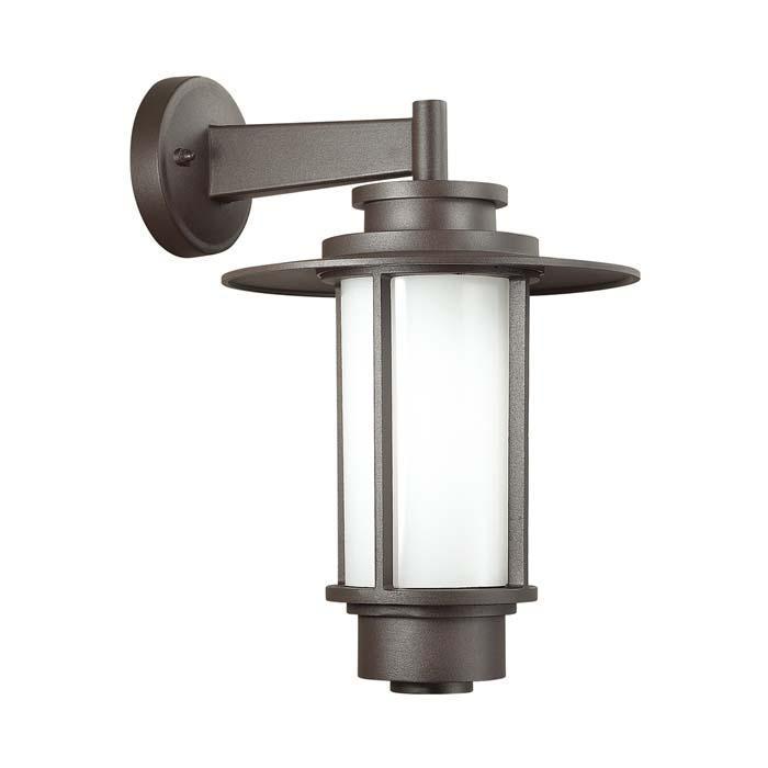 Уличный настенный светильник Odeon Light Mito 4047/1W odeon light 4047 1w odl18 709 матовое кофе опал уличный настенный светильник ip54 e27 18w 220v mito