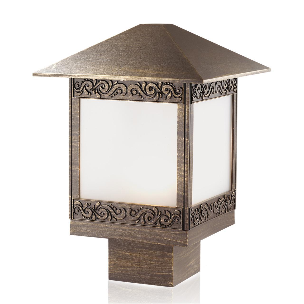 все цены на Уличный светильник Odeon Light Novara 2644/1B