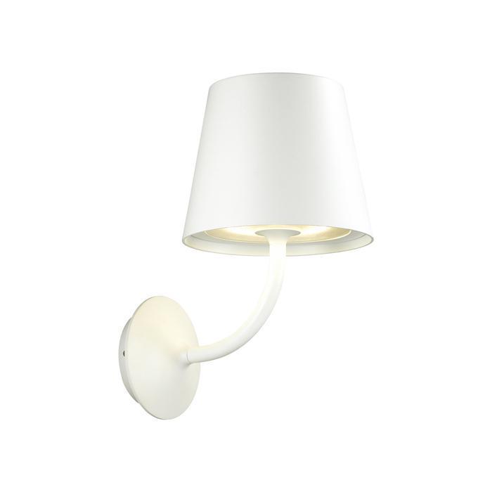 Уличный настенный светодиодный светильник Odeon Light Elin 4609/7WL rosenberg 4609