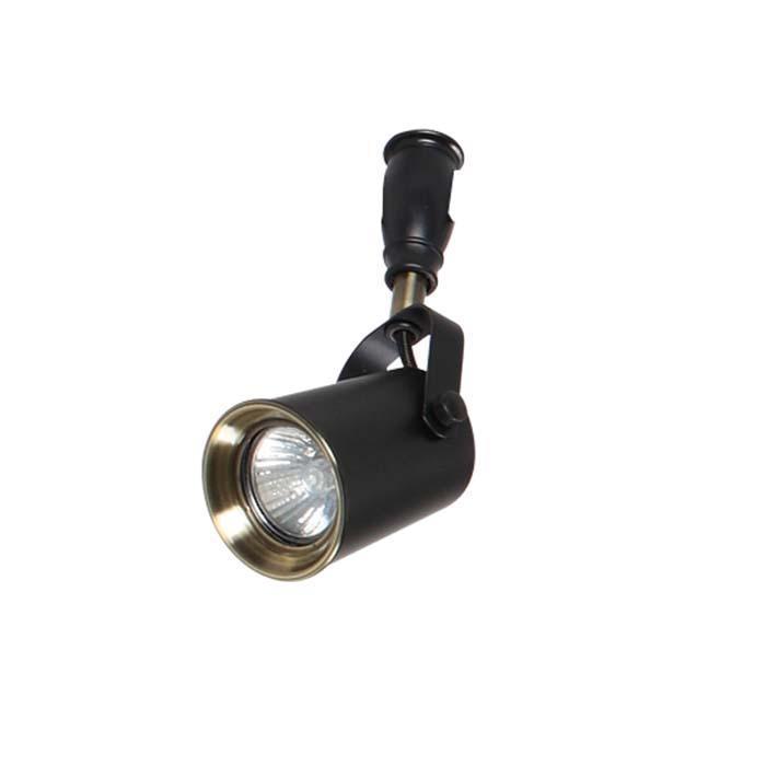 Трековый светильник Odeon Light Flexiblack 3629/1