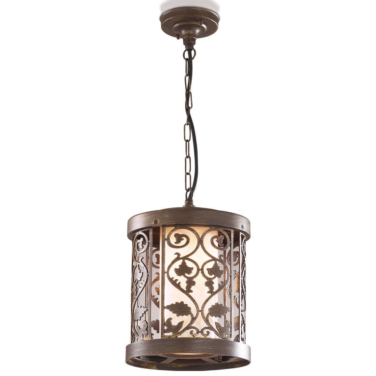 Уличный подвесной светильник Odeon Light Kordi 2286/1 уличный настенный светильник odeon light kordi 2286 1w