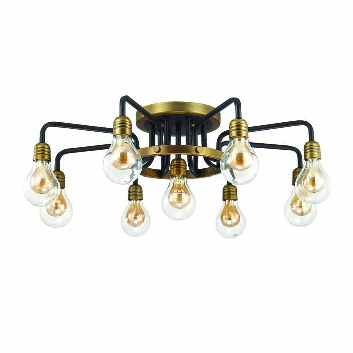 Люстра Odeon Light Alonzo 3983/9C потолочная цены